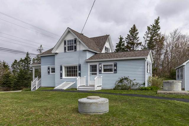 3085 Highway 334, Wedgeport, NS B0W 2B0 (MLS #202111732) :: Royal LePage Atlantic