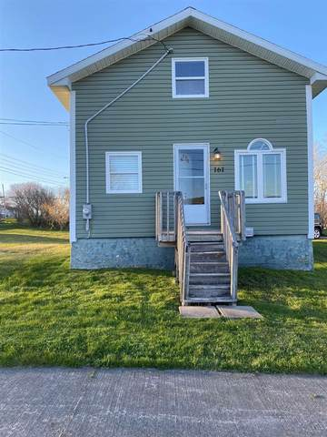 161 Mansfield Street, Glace Bay, NS B1A 3N6 (MLS #202111937) :: Royal LePage Atlantic