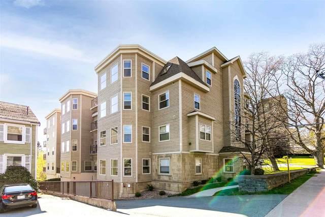 1270 Oxford Street #401, Halifax, NS B3H 3Y8 (MLS #202112181) :: Royal LePage Atlantic