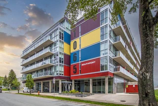 1065 Barrington Street #427, Halifax, NS B3H 0B7 (MLS #202114842) :: Royal LePage Atlantic