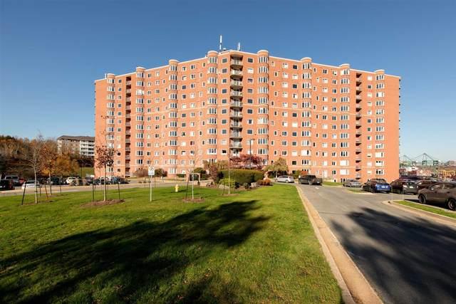 45 Vimy Avenue #1010, Halifax, NS B3M 4C5 (MLS #202115096) :: Royal LePage Atlantic
