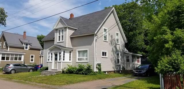 9, 11, 11.5 Clifford Street, Amherst, NS B4H 2E7 (MLS #202115937) :: Royal LePage Atlantic