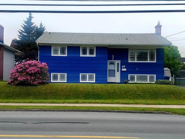 36 Mount Edward Road, Dartmouth, NS B2W 3K4 (MLS #202115990) :: Royal LePage Atlantic