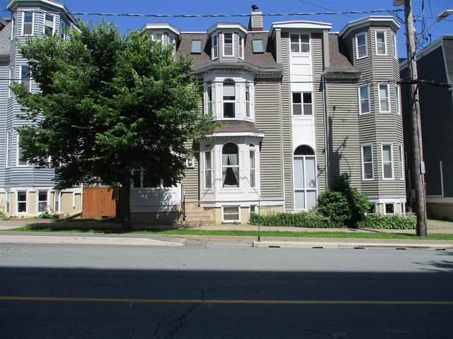 1061 South Park Street #4, Halifax, NS B3H 2W5 (MLS #202119210) :: Royal LePage Atlantic