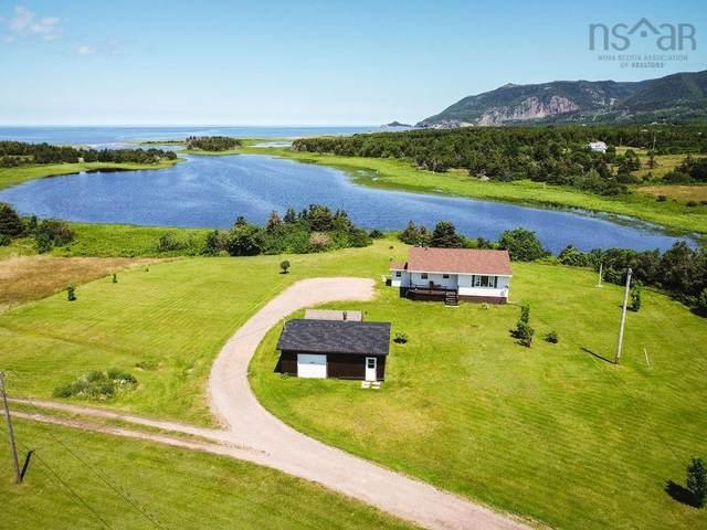 16015 Cabot Trail, Petit Étang, NS B0E 1H0 (MLS #202119806) :: Royal LePage Atlantic
