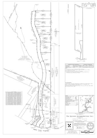 36056 Cabot Trail Lot 2, Ingonish, NS B0C 1K0 (MLS #202119811) :: Royal LePage Atlantic