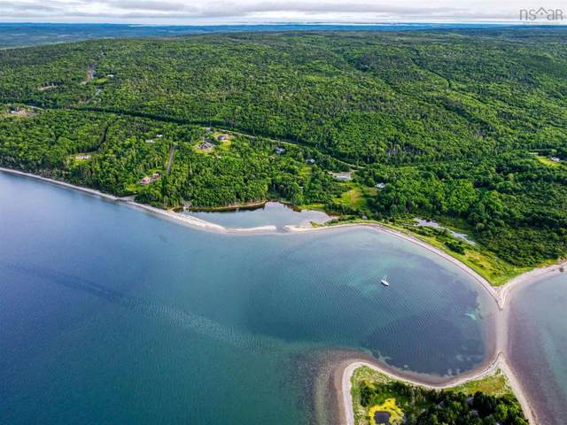 5955 West Bay Highway, Roberta, NS B0E 3B0 (MLS #202123849) :: Royal LePage Atlantic