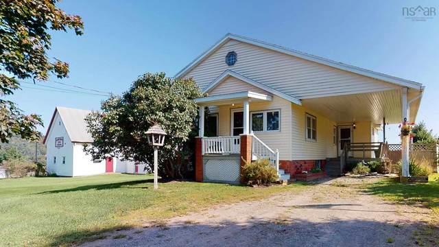 2798 Greenfield Road, Gaspereau, NS B4P 2R1 (MLS #202124481) :: Royal LePage Atlantic