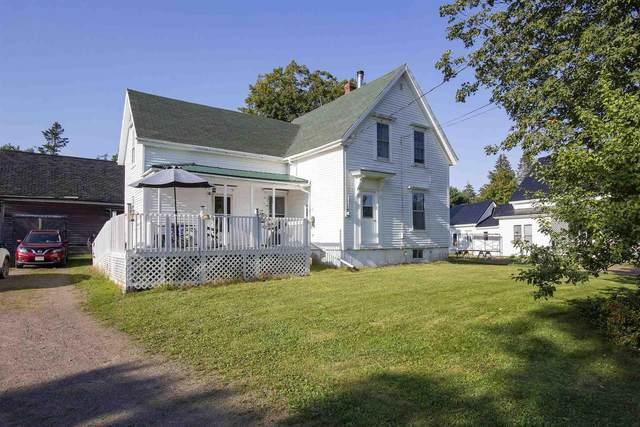 3656 Eastern Avenue, Parrsboro, NS B0M 1S0 (MLS #202124507) :: Royal LePage Atlantic