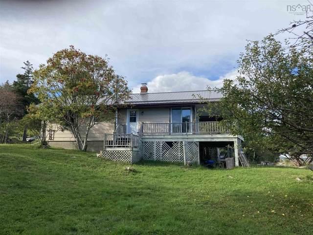 1287 Shore Road, Churchover, NS B0W 1W0 (MLS #202125785) :: Royal LePage Atlantic