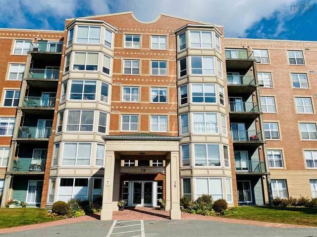 78 Regency Park Drive #610, Halifax, NS B3S 1P2 (MLS #202126291) :: Royal LePage Atlantic
