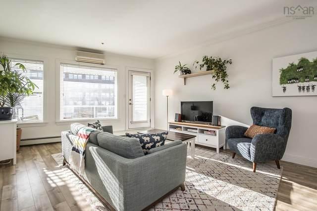 171 Portland Street #206, Dartmouth, NS B2Y 4X2 (MLS #202126305) :: Royal LePage Atlantic