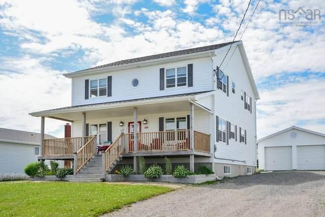 185 Olive Street, New Waterford, NS B1H 5T6 (MLS #202126474) :: Royal LePage Atlantic