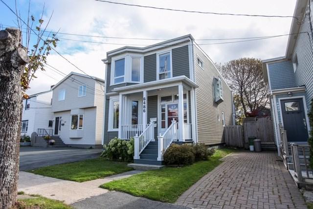 6486 London Street, Halifax Peninsula, NS B3L 1X4 (MLS #201726063) :: Don Ranni Real Estate