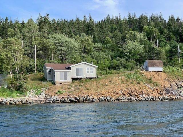 9142 & 9143 Kempt Head Road, Kempt Head, NS B1X 1J9 (MLS #202111890) :: Royal LePage Atlantic