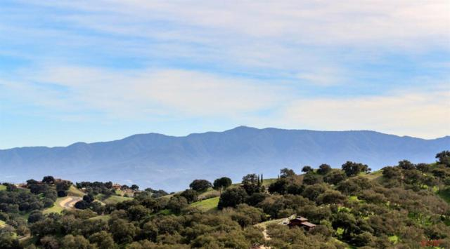 0 E Oak Trail Road Par B, Santa Ynez, CA 93460 (MLS #1074567) :: The Epstein Partners