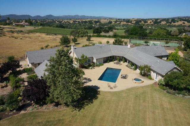 1645 Still Meadow Road, Solvang, CA 93463 (MLS #1700338) :: The Epstein Partners