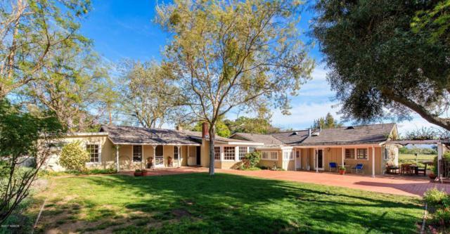 2411 Alamo Pintado Road, Los Olivos, CA 93441 (MLS #1700499) :: The Epstein Partners