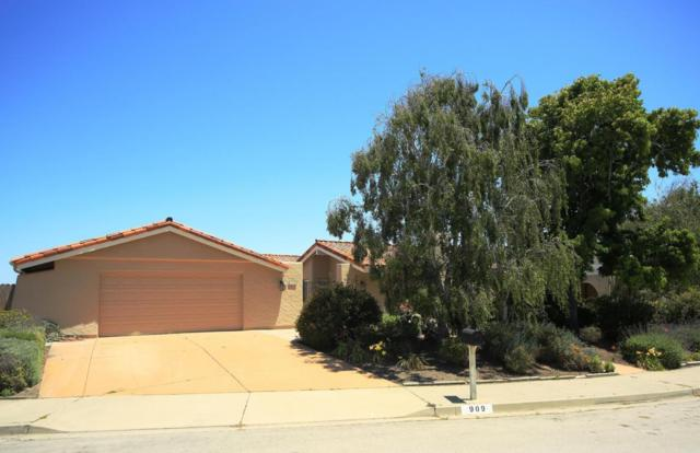 909 E Fir Avenue, Lompoc, CA 93436 (MLS #1700879) :: The Epstein Partners