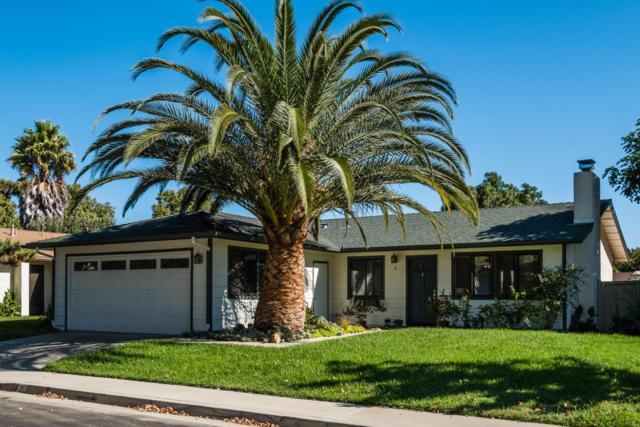 34 Shadow Mountain Drive, Buellton, CA 93427 (MLS #1701656) :: The Epstein Partners