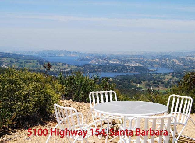 5100 Highway 154, Santa Barbara, CA 93105 (MLS #1701704) :: The Epstein Partners