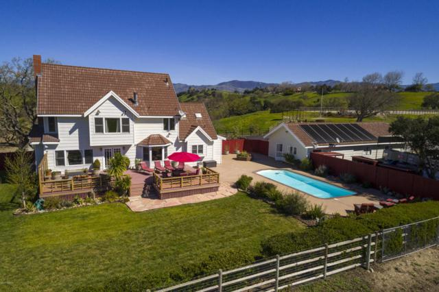 2450 Long Canyon Road, Santa Ynez, CA 93460 (MLS #1701706) :: The Epstein Partners