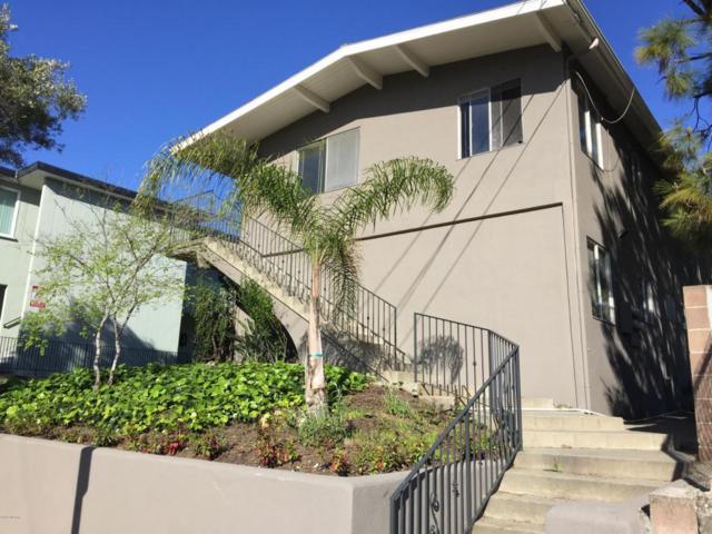823 E De La Guerra Street, Santa Barbara, CA 93103 (MLS #1701727) :: The Epstein Partners
