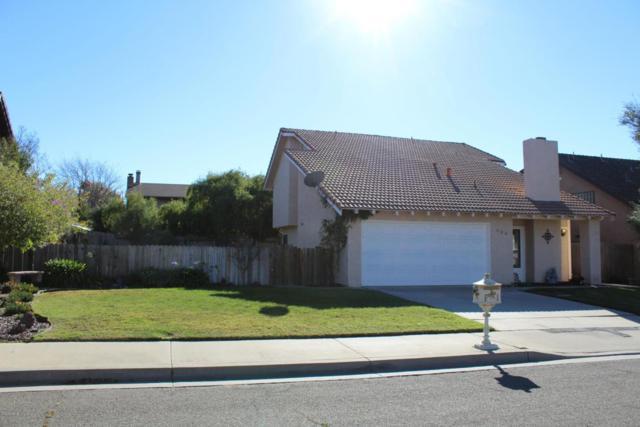 408 Wisteria Drive, Santa Maria, CA 93455 (#1702406) :: DSCVR Properties - Keller Williams