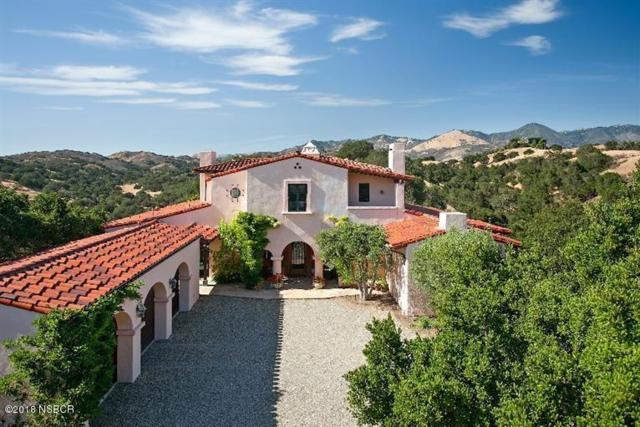 4150 Tims, Santa Ynez, CA 93460 (MLS #18000029) :: The Epstein Partners