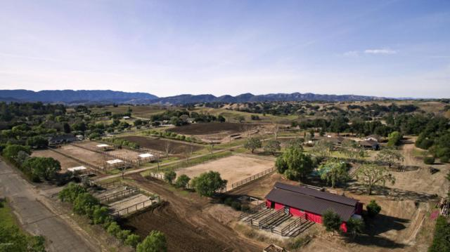1525 Dove Meadow Road, Solvang, CA 93463 (MLS #18000174) :: The Epstein Partners