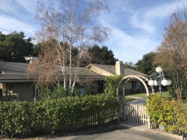 2405 Meadow Ranch Road, Solvang, CA 93463 (MLS #18000195) :: The Epstein Partners