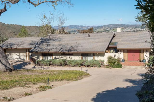 3153 Riley Road, Solvang, CA 93463 (MLS #18000219) :: The Epstein Partners