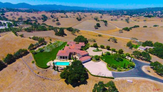 1900 Adobe Canyon Road, Solvang, CA 93463 (MLS #18000270) :: The Epstein Partners