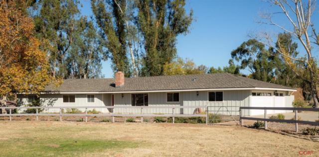 4062 Paseo Poco, Santa Ynez, CA 93460 (MLS #18000334) :: The Epstein Partners