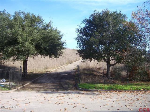 0 Le Valley Road, Lompoc, CA 93436 (MLS #18000360) :: The Epstein Partners