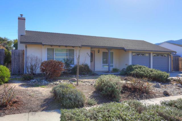 154 Manzanita Drive, Solvang, CA 93463 (MLS #18000408) :: The Epstein Partners