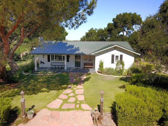 2505 School Street, Solvang, CA 93463 (MLS #18000448) :: The Epstein Partners