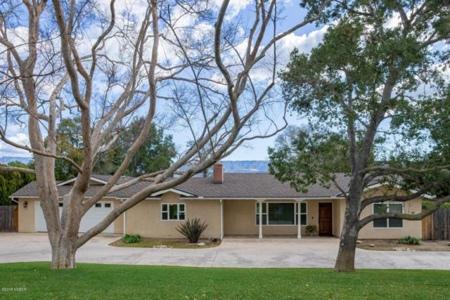 2492 Janin Way, Solvang, CA 93463 (MLS #18000451) :: The Epstein Partners