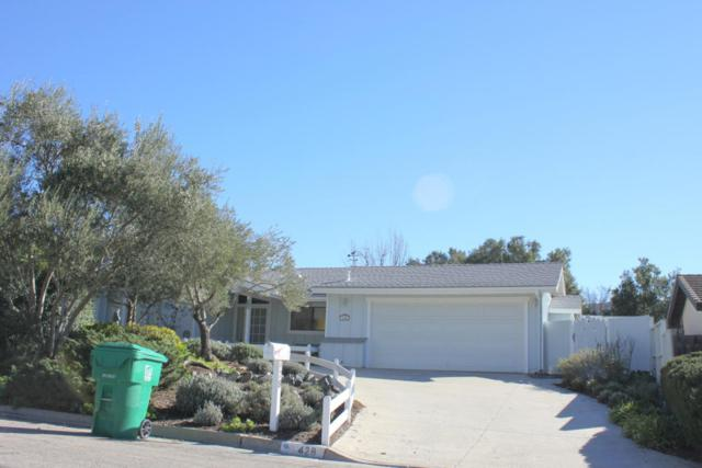 428 Kendale Place, Buellton, CA 93427 (MLS #18000469) :: The Epstein Partners