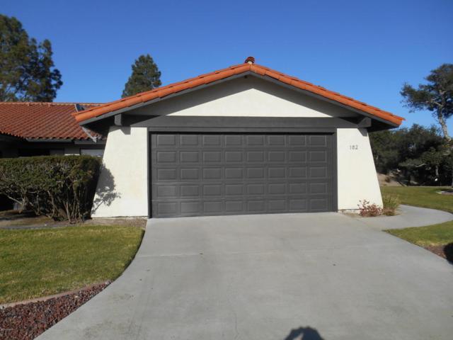 162 Oak Hill Drive, Lompoc, CA 93436 (MLS #18000616) :: The Epstein Partners