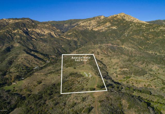 1540 N Ontare Road, Santa Barbara, CA 93105 (MLS #18000653) :: The Epstein Partners