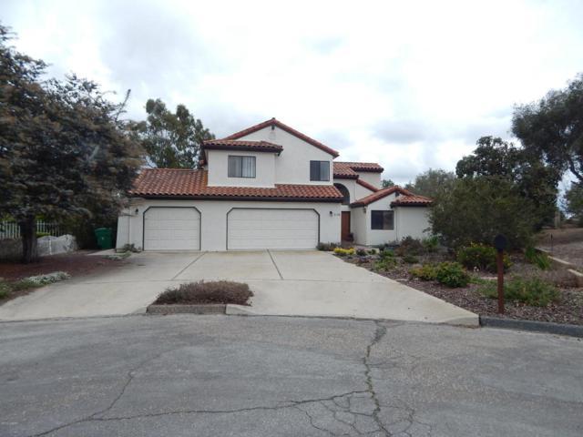 3158 Fredrich Drive, Lompoc, CA 93436 (MLS #18000748) :: The Epstein Partners