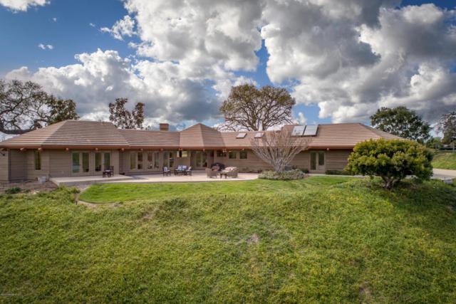 2920 Bramadero Road, Los Olivos, CA 93441 (MLS #18000795) :: The Epstein Partners