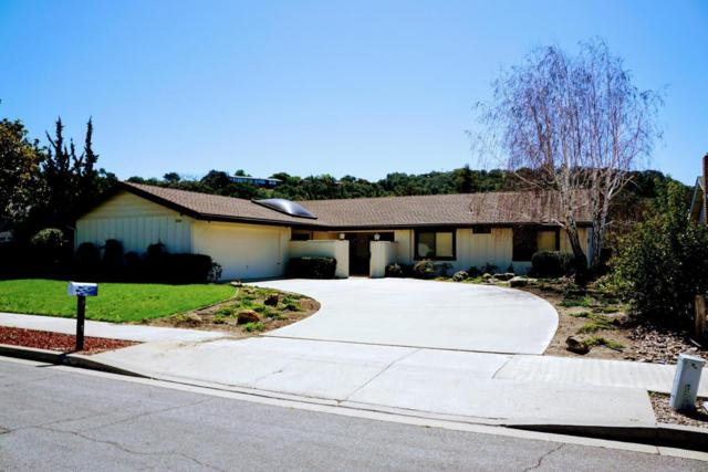 2156 Holly Lane, Solvang, CA 93463 (MLS #18000888) :: The Epstein Partners