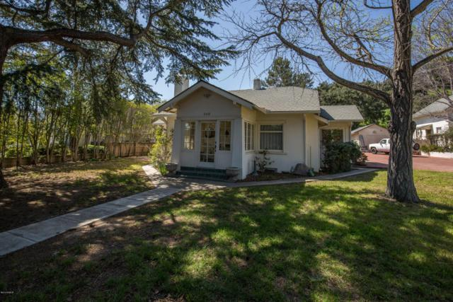 645 Central Avenue, Buellton, CA 93427 (MLS #18000949) :: The Epstein Partners
