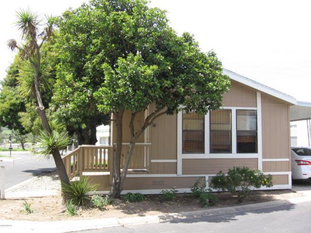 355 W Clark Avenue, Santa Maria, CA 93455 (MLS #18000956) :: The Epstein Partners
