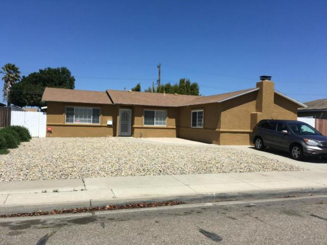 1009 W Airport Avenue, Lompoc, CA 93436 (MLS #18000990) :: The Epstein Partners