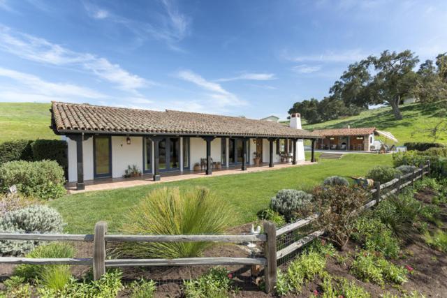 2355 Hidden Hills Road, Solvang, CA 93463 (MLS #18001028) :: The Epstein Partners