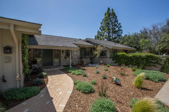 689 Rancho Alisal Drive, Solvang, CA 93463 (MLS #18001046) :: The Epstein Partners