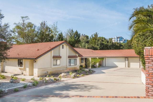 687 Alisal Road, Solvang, CA 93463 (MLS #18001059) :: The Epstein Partners